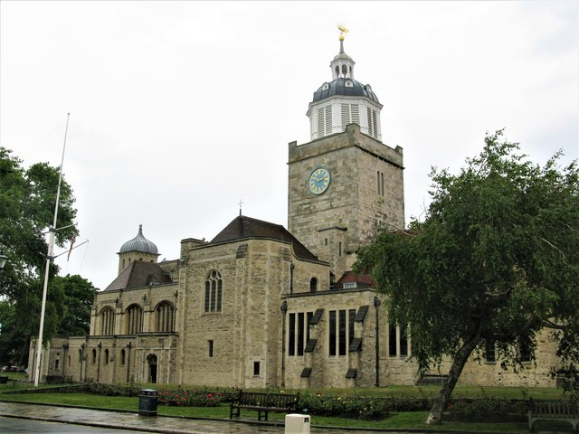 Portsmouth Cathedral (Cathedral Church of St Thomas of Canterbury)