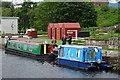 NS5867 : Applecross Wharf by Anne Burgess