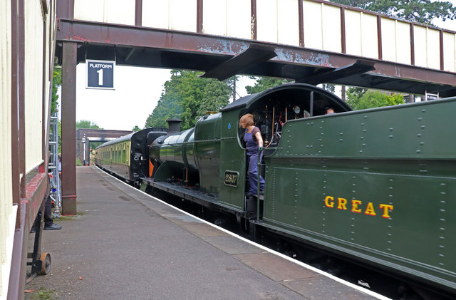 GWR - an equal opportunities employer