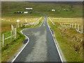 HU2878 : B9078 approaching Burnside by David Dixon