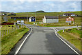 HU2977 : A970 Junction with B9078 by David Dixon