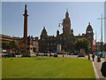 NS5965 : George Square and the City Chambers, Glasgow by Rudi Winter