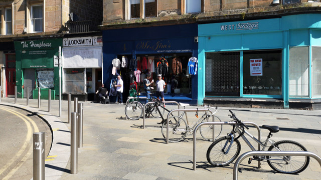 Parnie Street, Glasgow