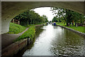 SP1975 : Grand Union Canal  near Rotten Row, Solihull by Roger  Kidd