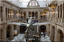NS5666 : Spitfire LA198, Kelvingrove Art Gallery and Museum by Mark Anderson