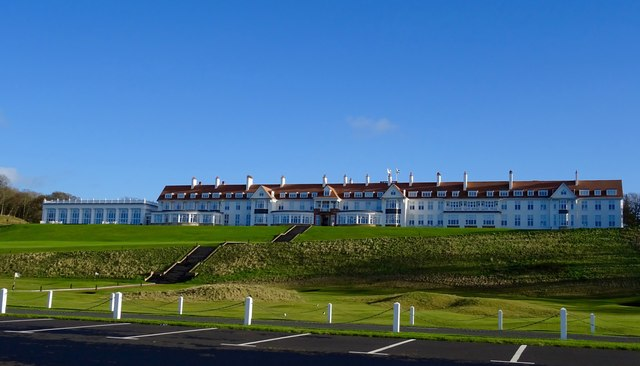 Turnberry Hotel, South Ayrshire