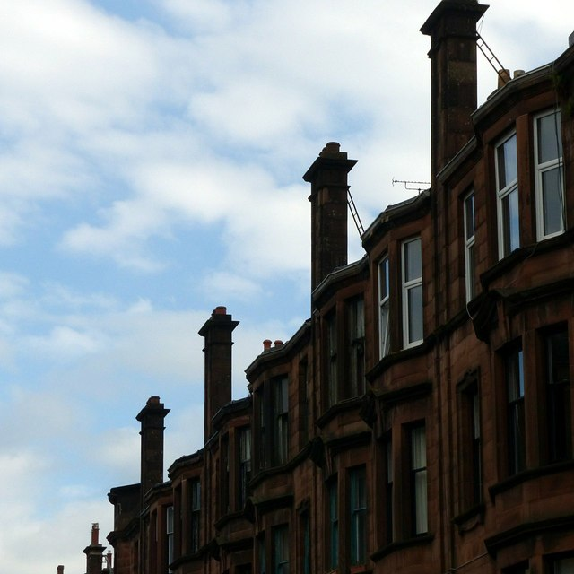 Tenement chimneys