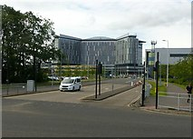 NS5366 : Hospital Boulevard, Shieldhall by Alan Murray-Rust