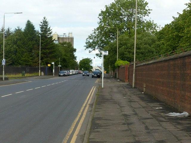 Renfrew Road, Shieldhall