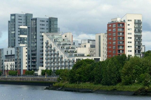 Glasgow Harbour Terraces