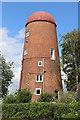 SP5366 : Former windmill, Braunston by Chris Allen