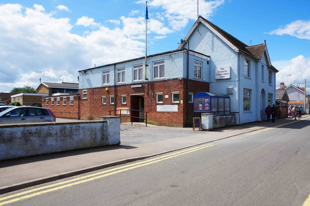 The Chatteris Conservative Club, King Edwards Road, Chatteris, Cambs
