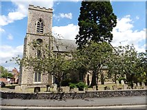TL6463 : All Saints church, Newmarket by Roger Cornfoot