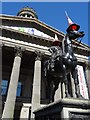 NS5965 : Statue of the Duke of Wellington by Philip Halling