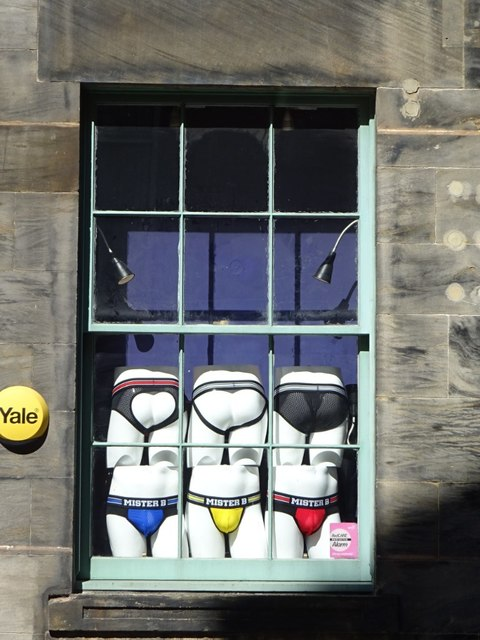 The sights of Glasgow's Merchant