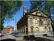 NS5964 : St Andrew's in the Square by Philip Halling