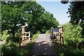 TL6721 : Stebbing Rd Bridge by Glyn Baker