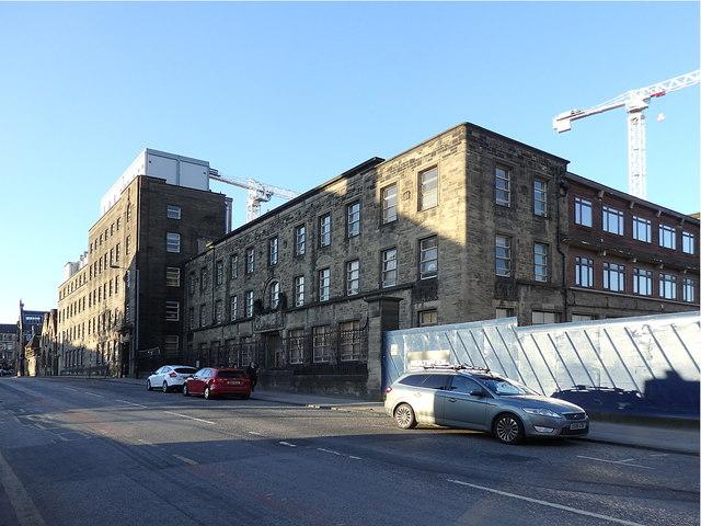 Former Western Infirmary, Glasgow