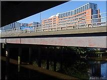 NS5566 : Bridges of the River Kelvin by Philip Halling