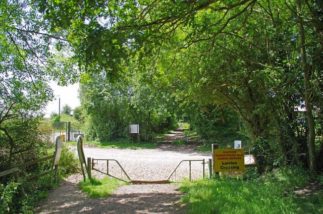Sandpit Gate on the Flitch Way