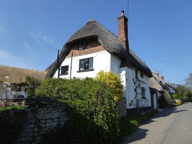 Wootton Farmhouse, Westlington, Dinton-with-Ford