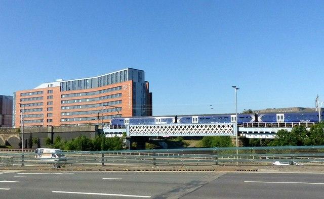 Ferry Road railway viaduct