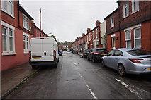 SJ3787 : Roxburgh Avenue off Aigburth Road, Liverpool by Ian S