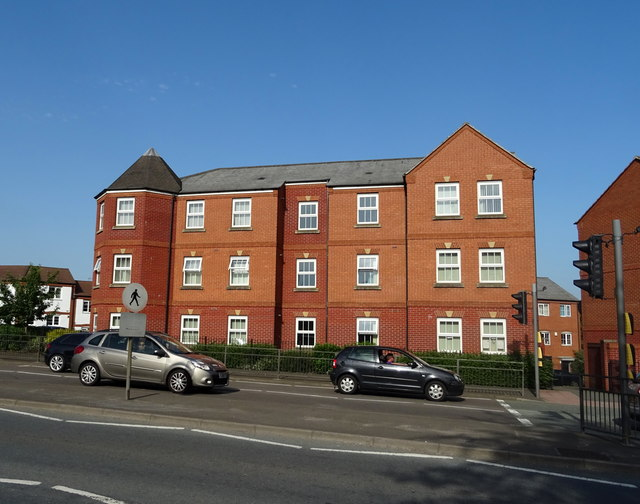 Flats on Chalons Way Ilkeston