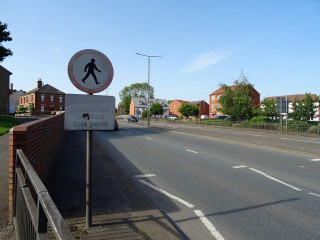 Chalons Way, Ilkeston