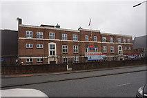 SJ3787 : The Brigadier Philip Toosey Barracks by Ian S