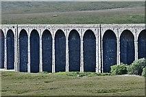 SD7579 : Ribblehead Viaduct by Michael Garlick