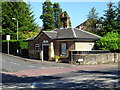 NS5572 : Kilmardinny Lodge by Philip Halling