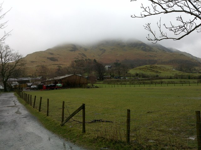 Buttermere Fell, from Buttermere