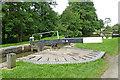 SP1869 : Lock No 26 on the Lapworth flight in Warwickshire by Roger  Kidd