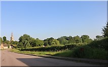 SP9694 : Looking towards Bulwick by David Howard