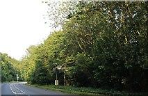 SP9187 : Brigstock Road leaving Corby by David Howard