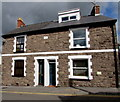SO2914 : Later Victorian houses,  Union Road East, Abergavenny by Jaggery