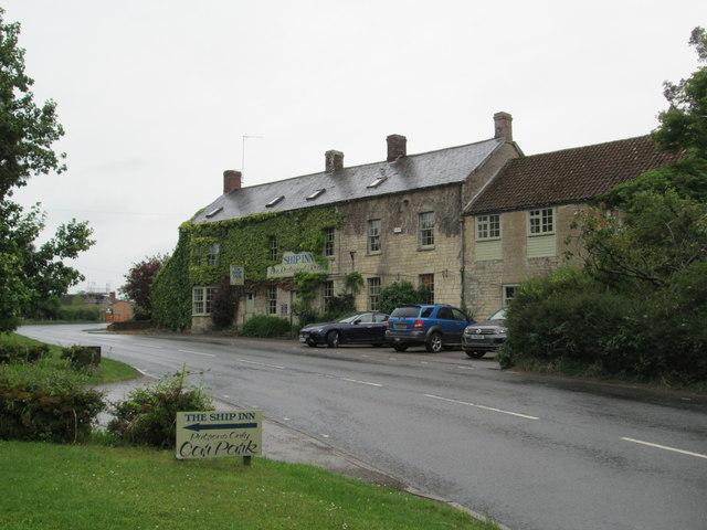 The Ship Inn, West Stour