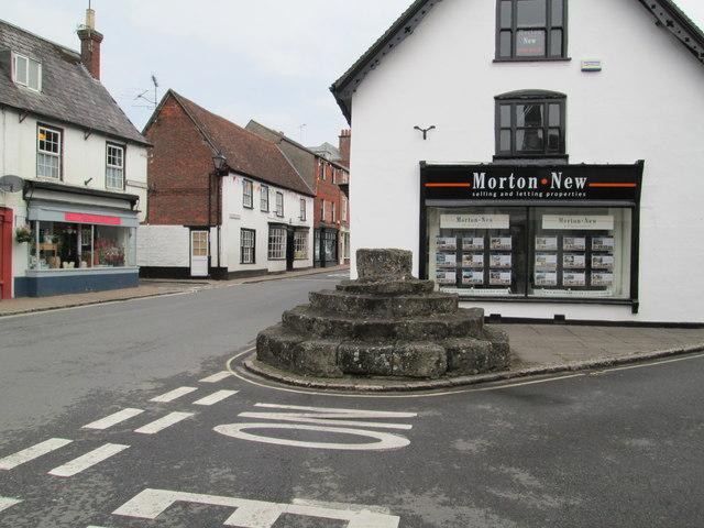 Market Cross, Sturminster Newton