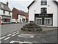 ST7814 : Market Cross, Sturminster Newton by David Weston