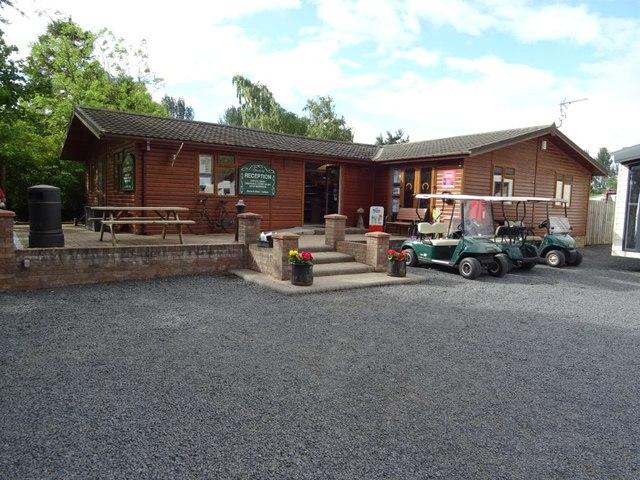 Shop at Lilliardsedge Holiday Park
