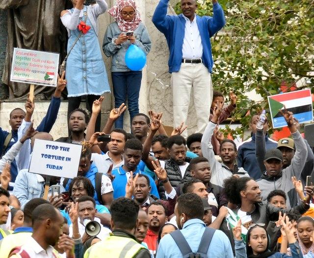 Stop the Torture in Sudan
