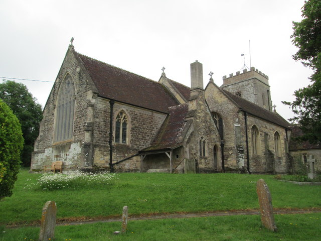 St Andrew's Church, Okeford Fitzpaine
