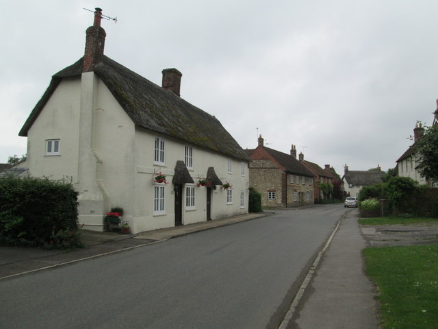 Lower Street, Okeford Fitzpaine