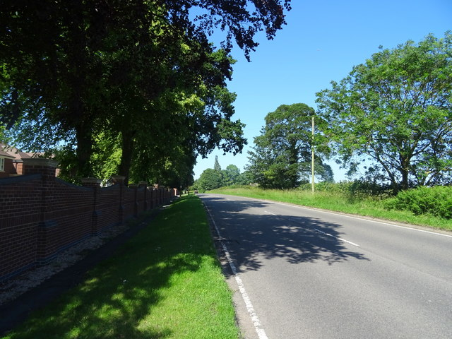 Measham Road, Ashby-de-la-Zouch