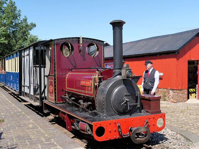 The Irish Mail, West Lancashire Light Railway