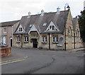SU1659 : Old School on a Pewsey corner by Jaggery