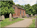 SD4523 : Becconsall Old Church by David Dixon