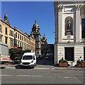 NS5965 : John Street, Glasgow by Robin Stott