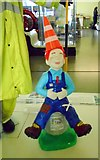 NS5565 : Weegie Wullie by Richard Sutcliffe